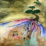"""Fairy Tree #3 - Escarpment Love"" by allsortsacre"
