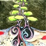 """Fairy Tree #18 - Partners"" by allsortsacre"