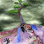 """Fairy Tree #8 - Sentinel"" by allsortsacre"