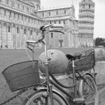 """Bicycle-Pisa"" by RussellRice"