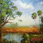 """Florida Ranch Painting"" by mazz"