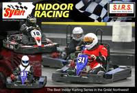 Fall 2007 Sykart Indoor Kart Racing Season Poster