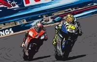 Rossi and Stoner
