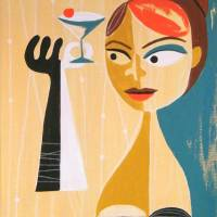Martini Art Prints & Posters by C ZM