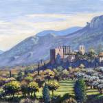 """Bellapais Abbey"" by BGB"
