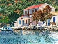 Greece-IslandCottage