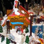 """Alaska Anchorage City Gingerbread House At Captain"" by MarculescueugeniancuD60AK"