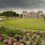 """Luxembourg Gardens and Palace, Paris"" by SederquistPhotography"