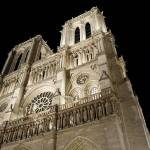 """Notre Dame Cathedral at Night"" by SederquistPhotography"