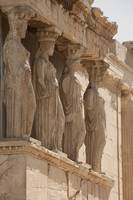 Maidens of Caryatids at the Erechtion