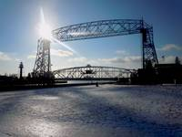 Duluth Minnesota Lift Bridge