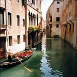 """""""05.10.2006 15.07.20 Canal Venice."""" by Kleve"""