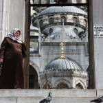 """Istanbul Mosque"" by bryantighe"