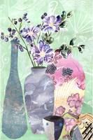 Violets and Vases