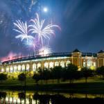 """Fireworks - Metaphor for a season"" by sidehike"