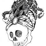 """Miz Skull"" by Gracie"