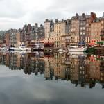 """Vieux Bassin, Honfleur, Normandy"" by travelingmcmahans"