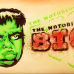 """The Notorious BIG"" by stevedressler"