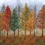 """""""Treeline"""" by foxvox"""