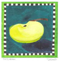 Day Sixty seven - Green Apple Wedge