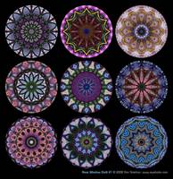 Rose Window Quilt #1