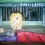 """""""Death at my window"""" by Alyoops1"""