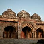 """Lodhi Garden - Bada Gumbad - a three domed masjid"" by Shashwat"