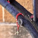 """Rosary Tree at Loretto Chapel"" by FlattenPhotography"