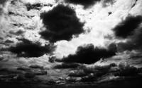 B&W Clouds