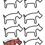 """Scottie Dog"" by StikMan"