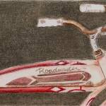 """Red Roadmaster"" by Glenda"