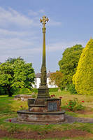 War Memorial in St Mary's Churchyard Tutbury (2360