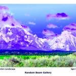 """Grand Teton Landscape"" by randombeam"
