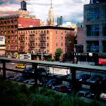 """On the High Line, Looking at the Empire State"" by joshcherian"