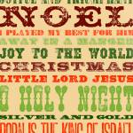 """Christmas Word Collage (Religious)"" by proudlion"