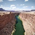 """Marble Canyon from the Navajo Bridge"" by photographybyryankelly"