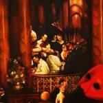 """""""THE MASQUERADE #3"""" by Dalgisart"""