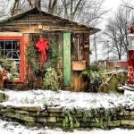 """""""Merry Xmas (from Rabbit Hash)"""" by BILLIUM"""