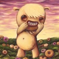 Doughnut Delirium Art Prints & Posters by Michael Kennedy