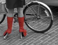 Red Boot Fashionista, Seattle