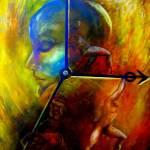 """""""MEN VS TIME"""" by Dalgisart"""