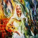 """""""RAY OF SUNSHINE"""" by Dalgisart"""