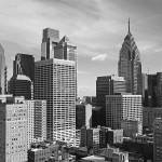 """Downtown Philadelphia"" by RonaBlack"