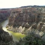 """Bighorn Canyon in Wyoming"" by Persuaded"