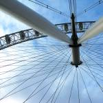 """The London Eye - A different perspective"" by MoshersMoll"