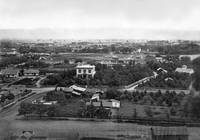 San Jose from Courthouse Observation Deck, 1868 by WorldWide Archive