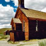 """Bodie Church"" by lovecrafted"