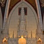 """""""Alter in Loretta Chapel"""" by FlattenPhotography"""