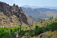 Superstition Mountains Peralta Trail