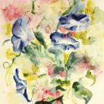 """""""Petunias"""" by JABSart"""